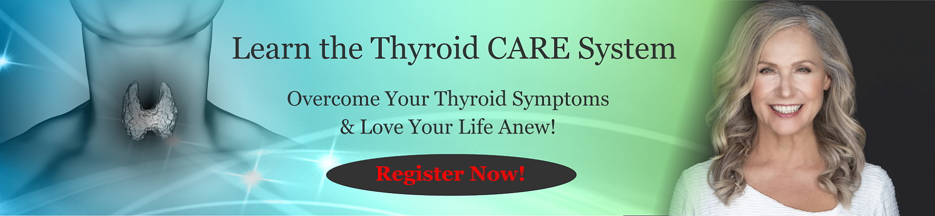 Vannette's Thyroid Care Program - Overcome Thyroid Symptoms